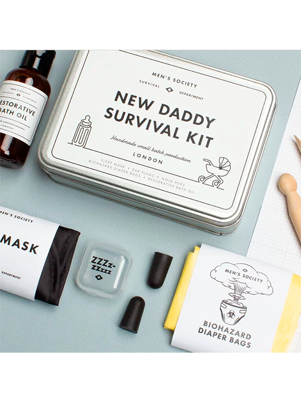 New Daddy Survival Kit fra New Mags