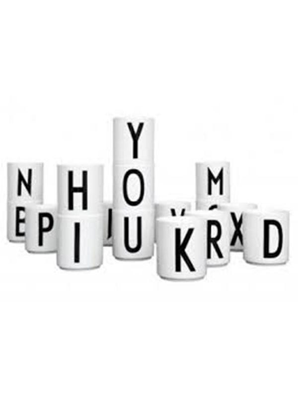Porcelæns kopper fra Design Letters