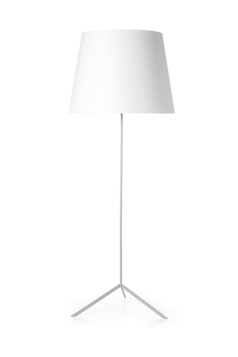 Double shade gulvlampe fra Moooi