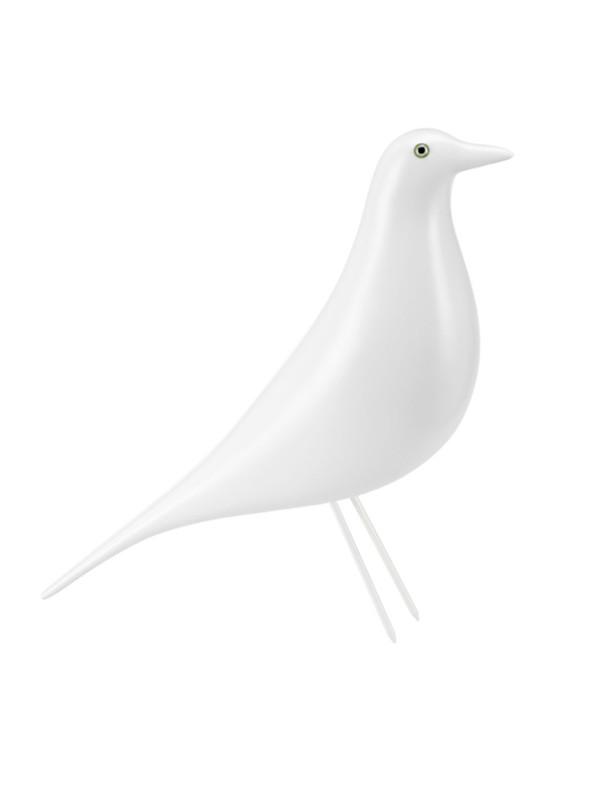 Eames House Bird i hvid fra Vitra
