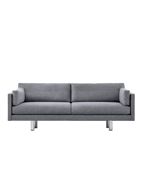 EJ 220-A 3 pers. sofa, Fiord 171 fra Erik Jørgensen