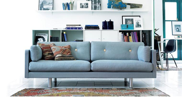 EJ 220 3. pers. sofa fra Erik Jørgensen