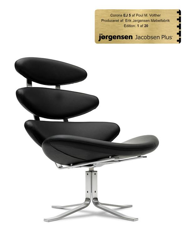 Limited Corona stol fra Erik Jørgensen