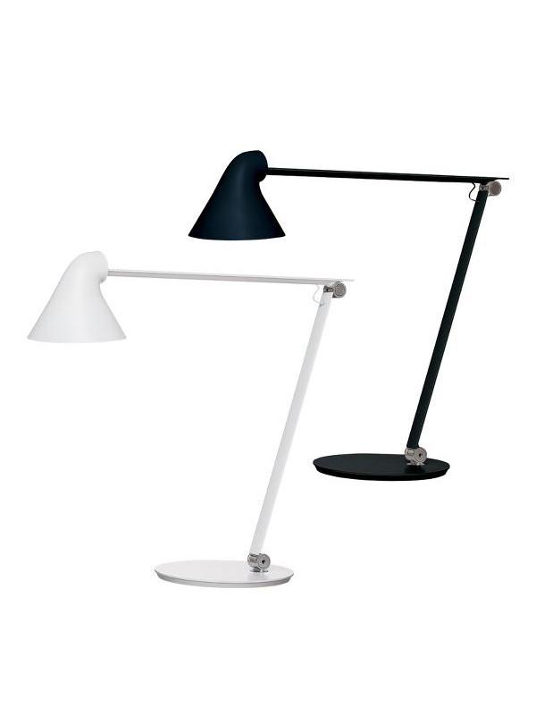 NJP bordlampe fra Louis Poulsen