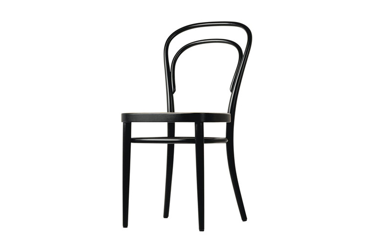 Thonet spisestol u/arm