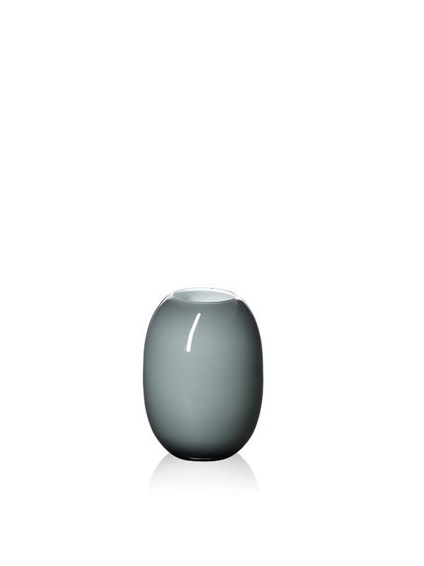 SUPER vase fra Piet Hein (Grå/Opal)