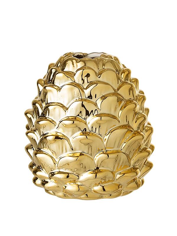 Vase i guld fra Bloomingville