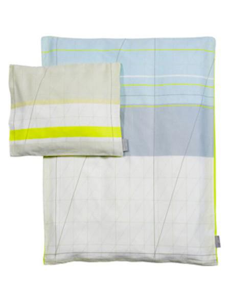 Colour Block baby sengetøj fra Hay
