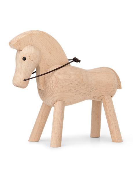Hest (bøgetræ) af Kay Bojesen
