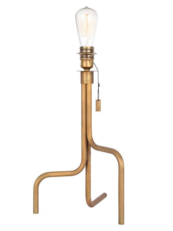 Strapatz bordlampe fra Konsthantverk