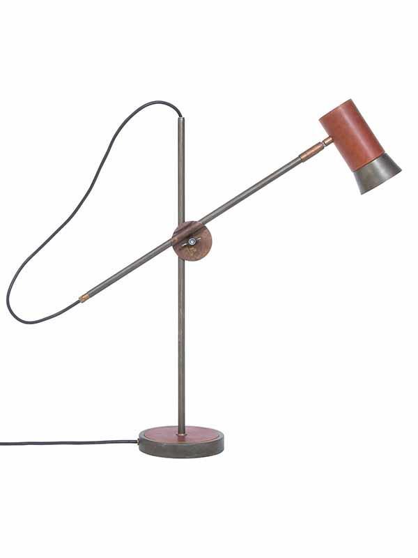 Kusk bordlampe fra Konsthantverk