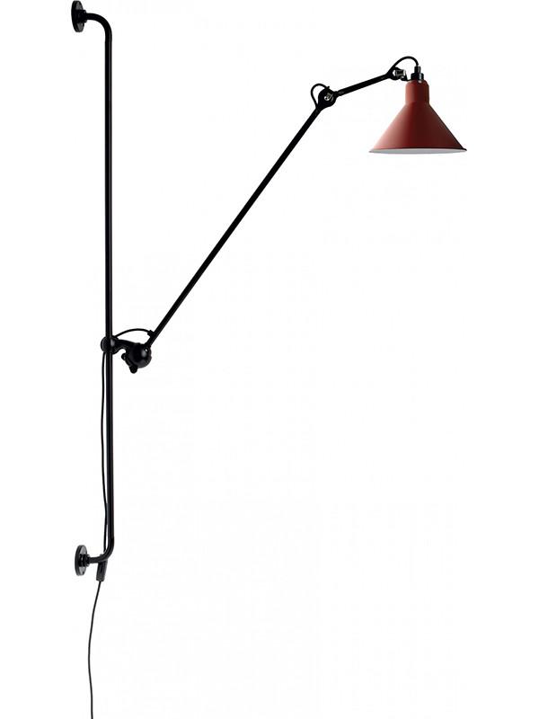 Nr. 214 væglampe fra Lampe Gras
