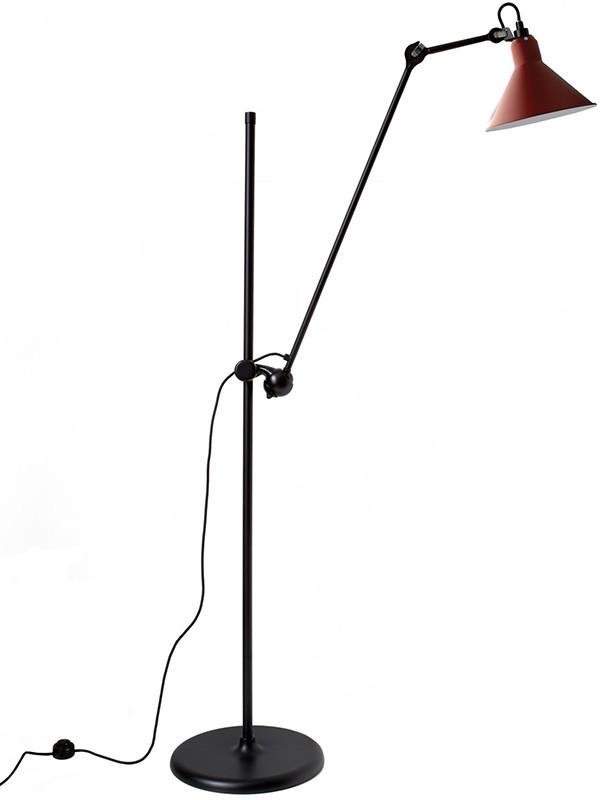 Nr. 215 gulvlampe fra Lampe Gras