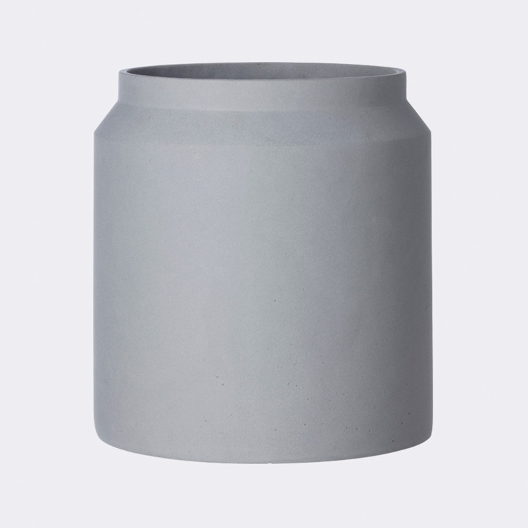 Pot  light grey large fra Ferm Living