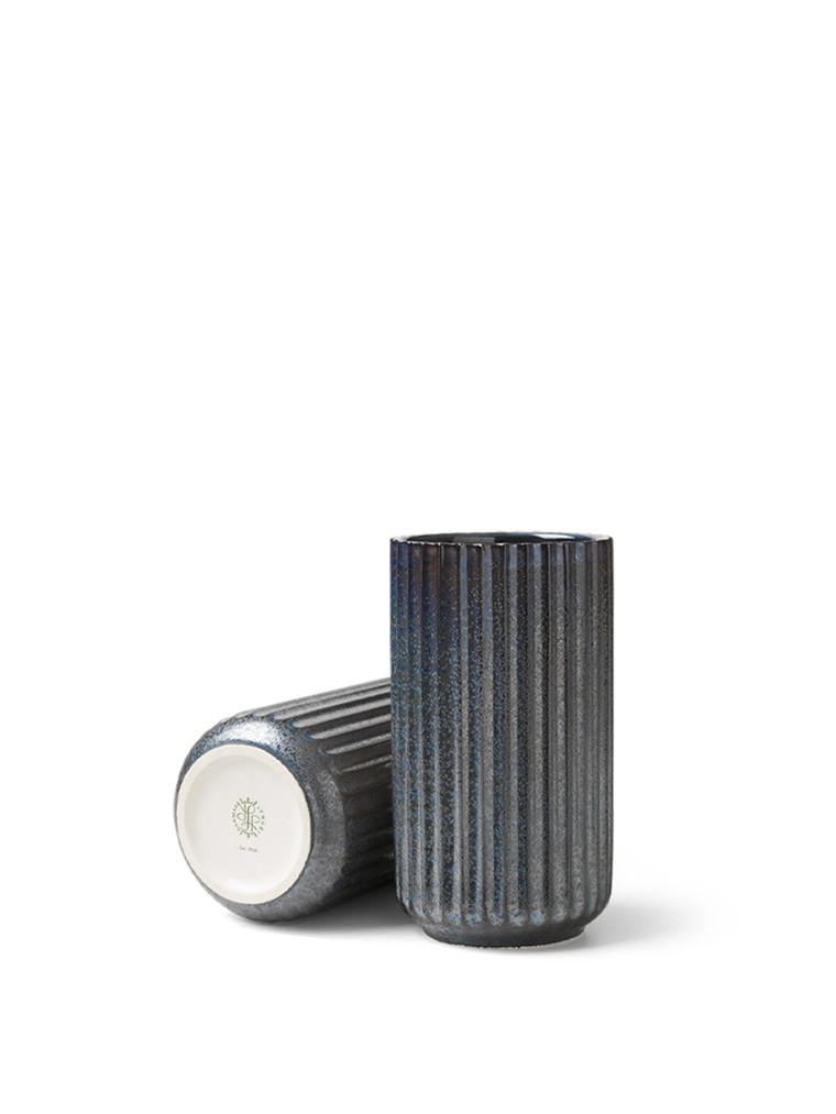 Radiance Vase blå fra Lyngby Porcelæn
