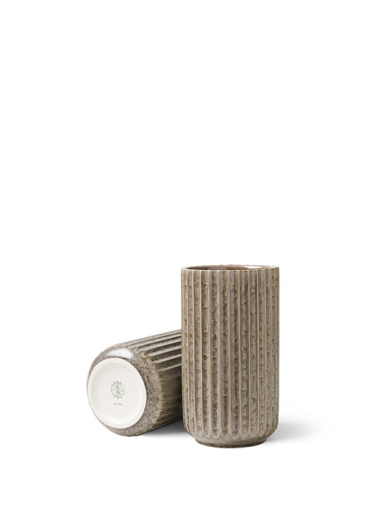 Radiance Vase grå fra Lyngby Porcelæn