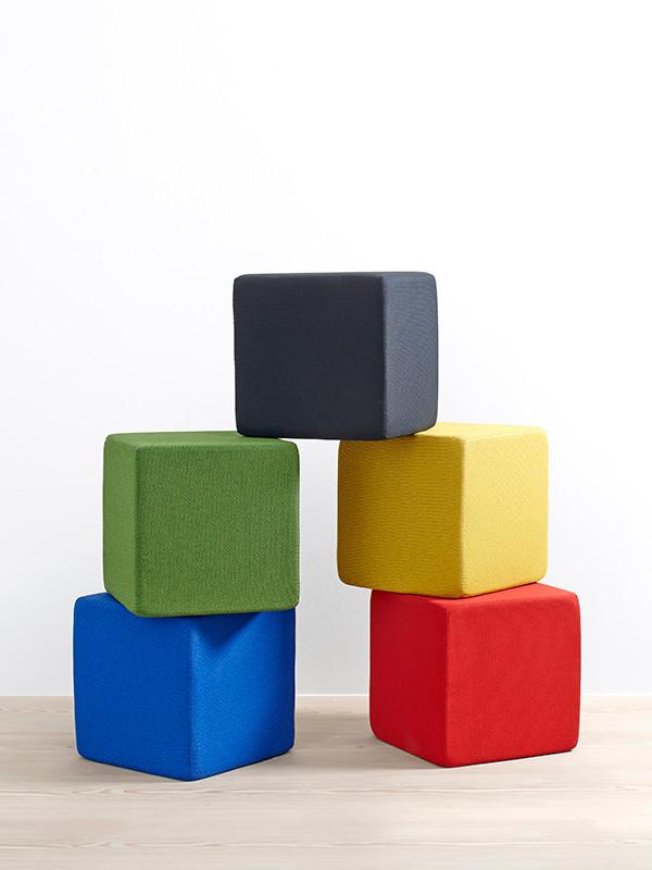 "Polstermodul C - ""Cube"" fra Gridmo"
