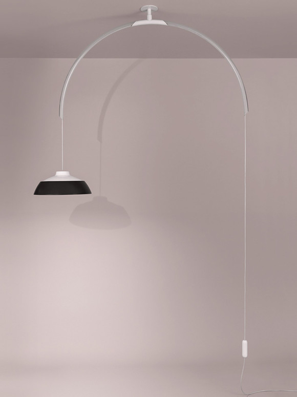 Model 2129 lampe fra Astep