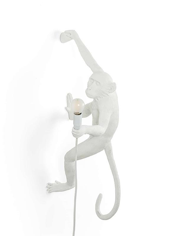 Monkey Lamp, hvid fra Seletti