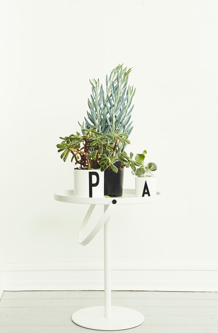 Table to go hvid fra Design Letters