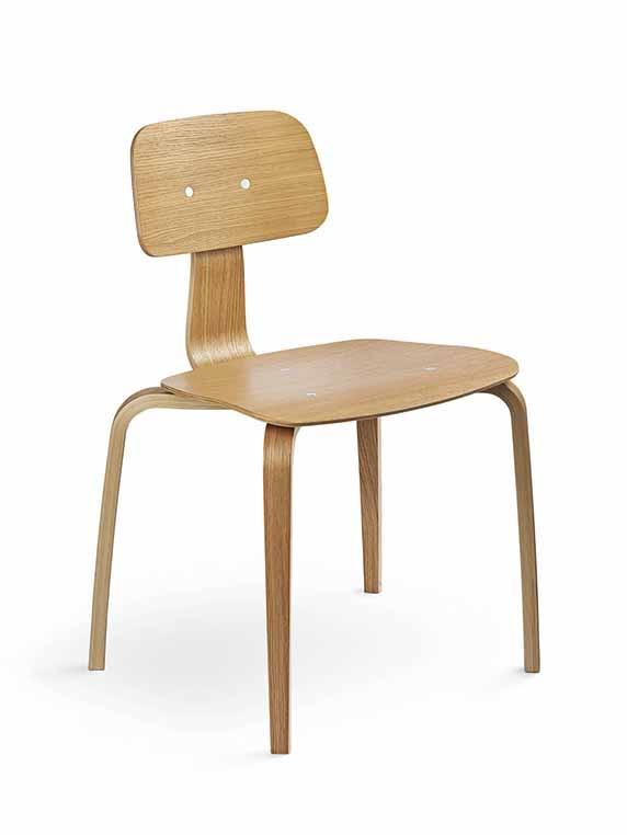 Kevi 2070 stol fra Engelbrechts