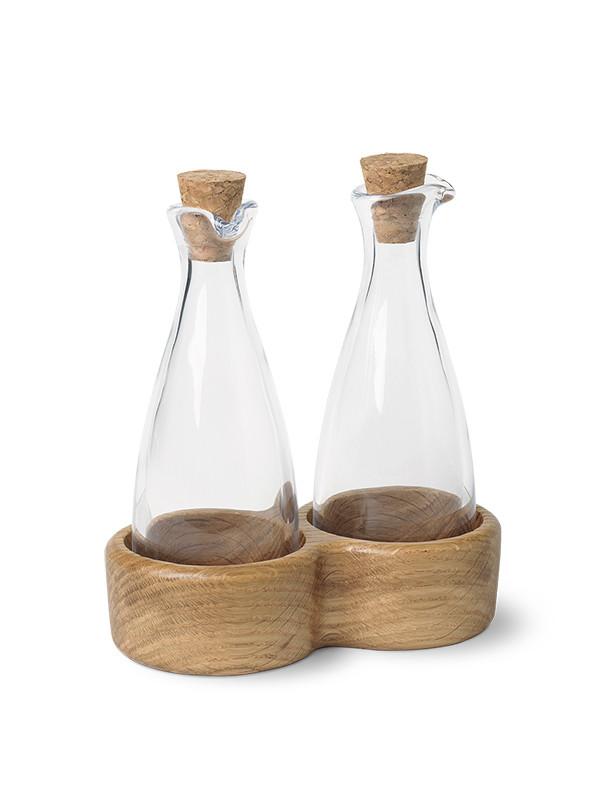 Olie - og eddikeflaske af Kay Bojesen