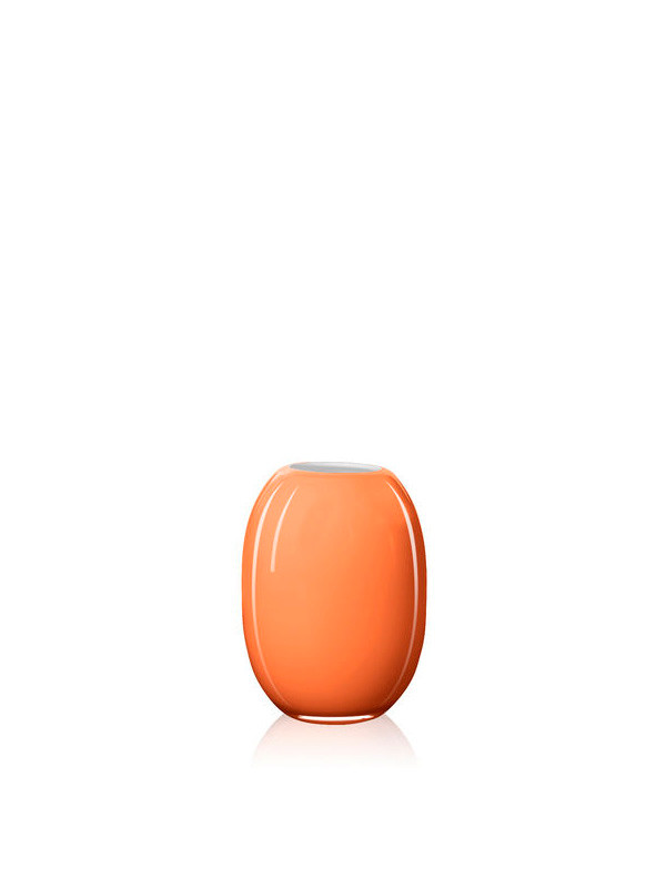 SUPER vase fra Piet Hein (Orange/Opal)