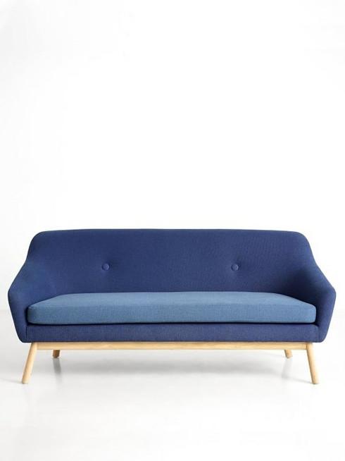 Peppy 2 pers. sofa fra Woud
