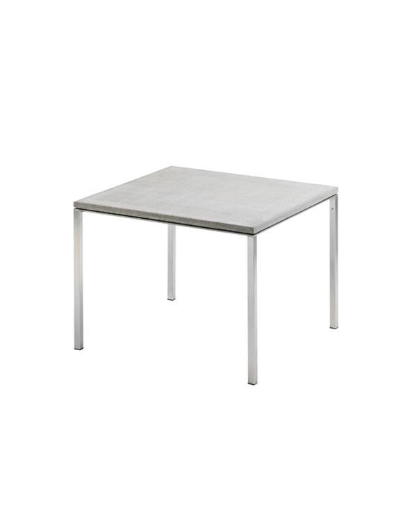 Pure bord 100x100 fra Cane-line