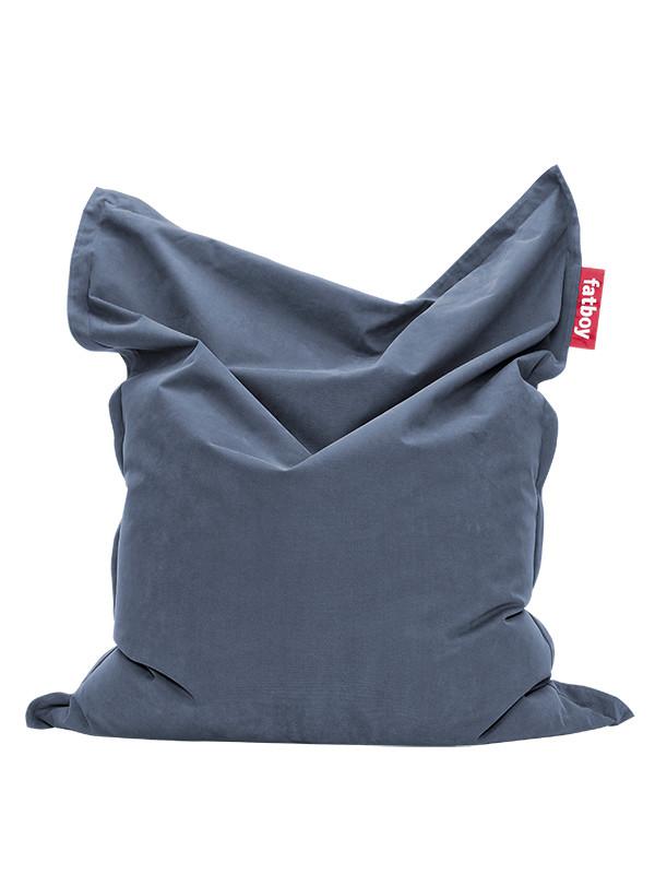 Blå, Original Stonewashed sækkestol fra Fatboy