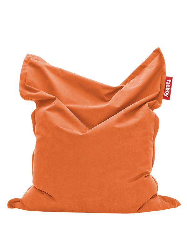 Orange, Original Stonewashed sækkestol fra Fatboy