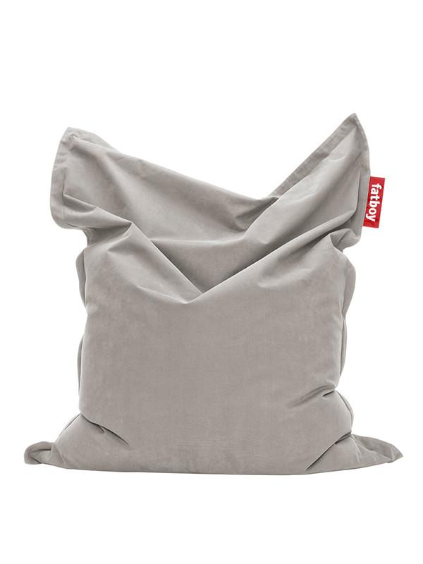 Silver grey, Original Stonewashed sækkestol fra Fatboy