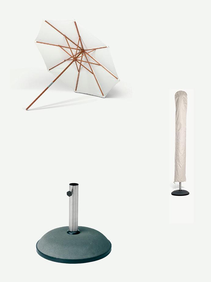Tilbud på parasolsæt fra Skagerak