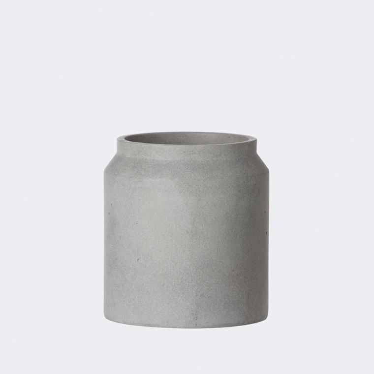 Pot  light grey small fra Ferm Living
