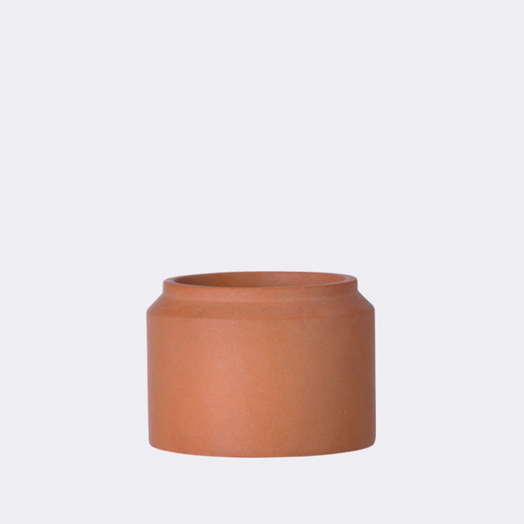 Pot  ochre small fra Ferm Living