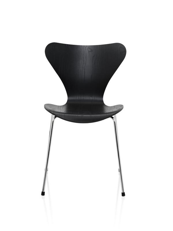 Stel til 3107 stol fra Fritz Hansen