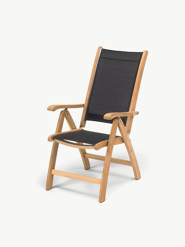 Columbus stol, farvet fra Skagerak