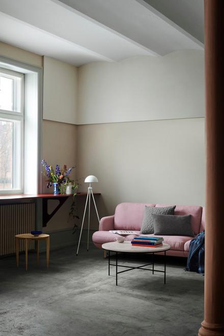 Planner sofaborde fra Fritz Hansen