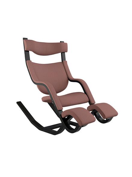 Gravity™ balans® lænestol fra Variér (Sort ask)