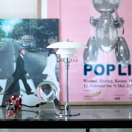 PH 2/1 bordlampe fra Louis Poulsen