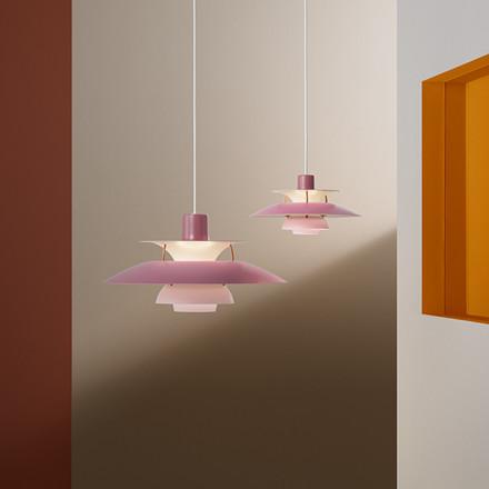 PH 5 pendel af Poul Henningsen
