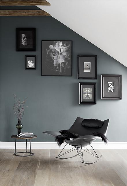 Stingray gyngestol | Køb Fredericia Furniture stol her