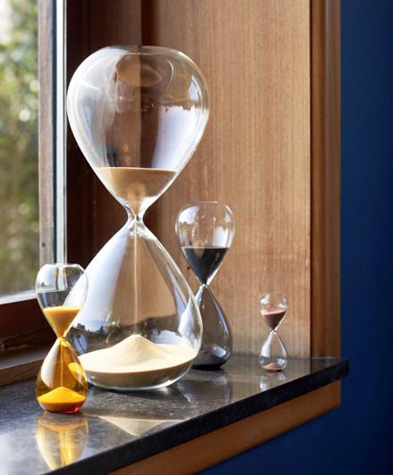 Time timeglas fra Hay
