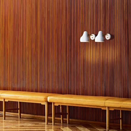VL38 væglampe fra Louis Poulsen