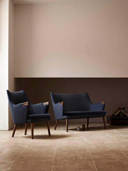 CH71 lænestol af Hans J. Wegner