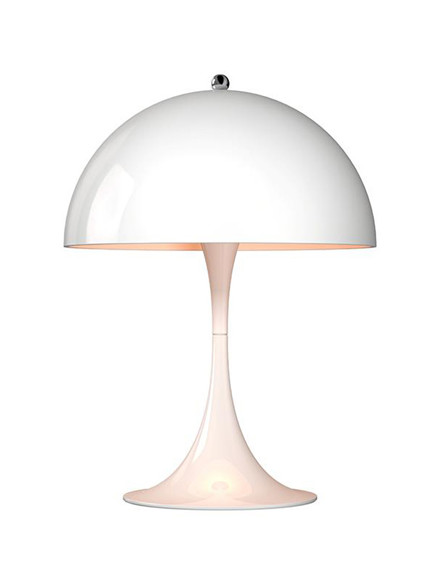 Panthella Mini bordlampe fra Louis Poulsen