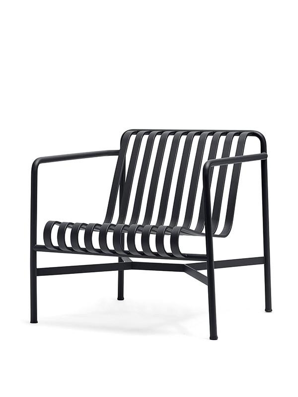 Topnotch Palissade lounge stol fra Hay | Køb den lave stol her PY-22
