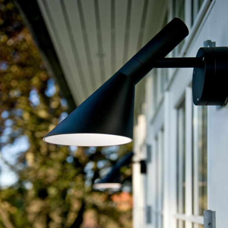 AJ 50 udendors LED v u00e6glampe Kob lampen fra Louis Poulsen