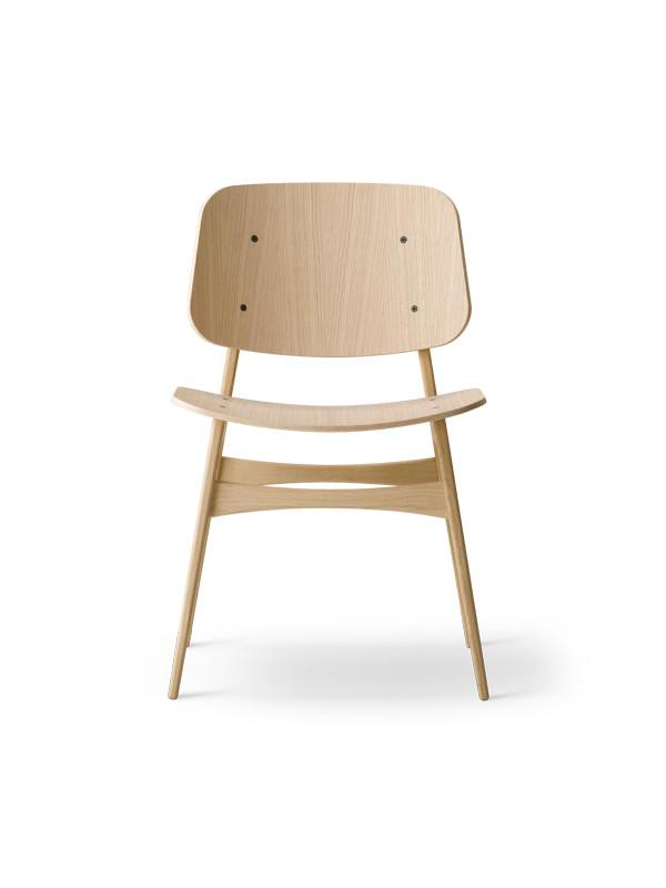 stol børge mogensen Søbstolen med træstel | Køb Børge Mogensen stol her stol børge mogensen