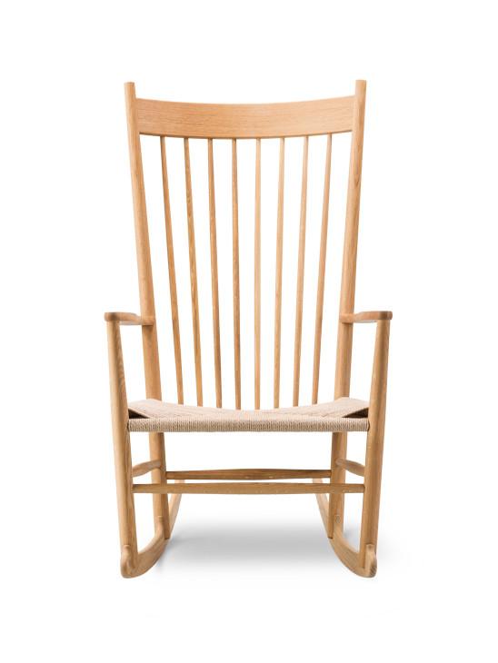 Hans J. Wegner gyngestol | Køb Fredericia Furniture J16 her